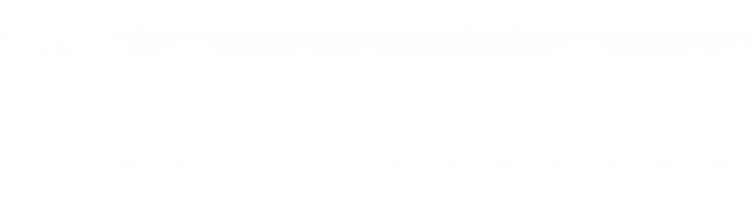 Golden Golf Services logo in white