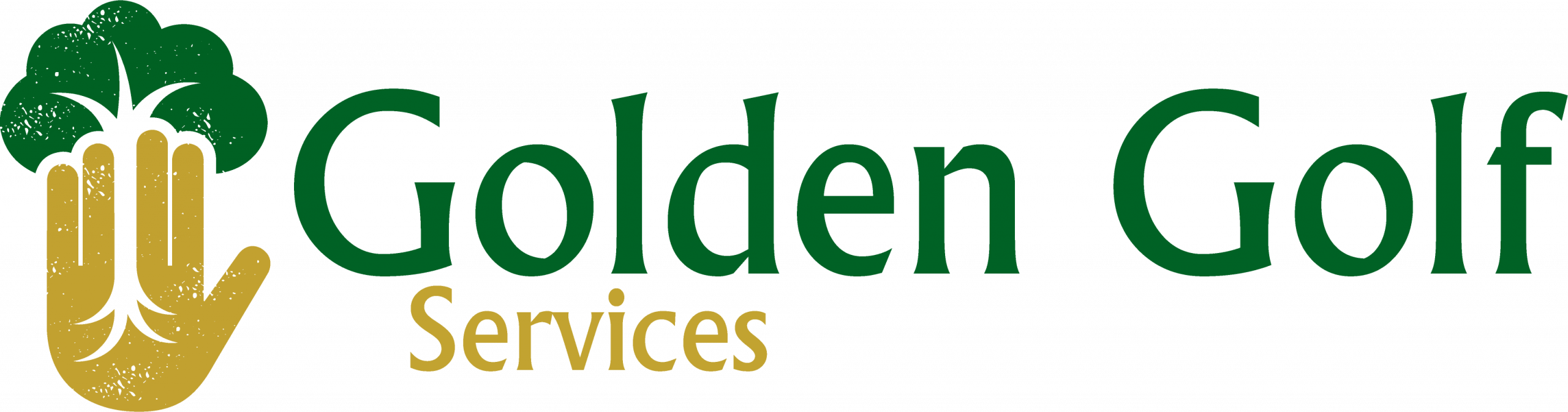 Golden Golf Services logo