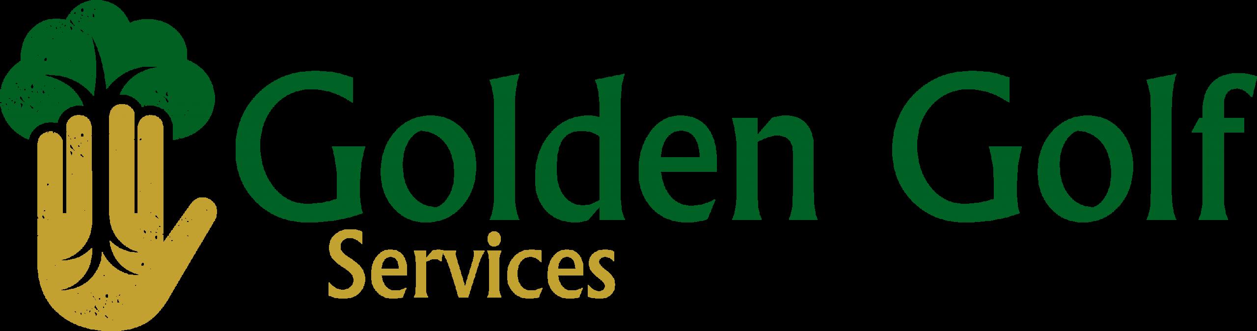 Golden Golf Services logo