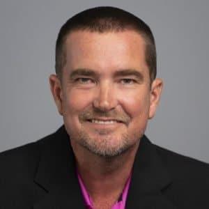 Headshot Scott Brown Sales Manager for Golden Golf Services